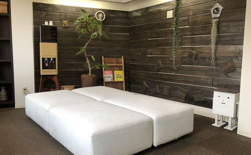 和光メンタルクリニック 札幌宮の森 待合室