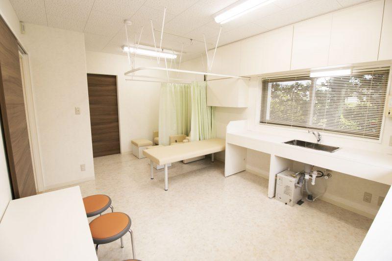 かすがい内科 処置室 After