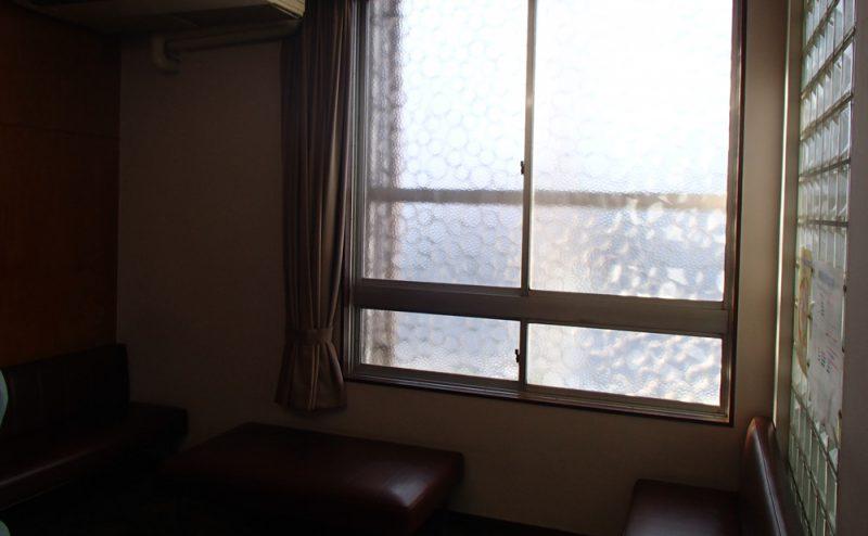 森本医院 待合室 Before