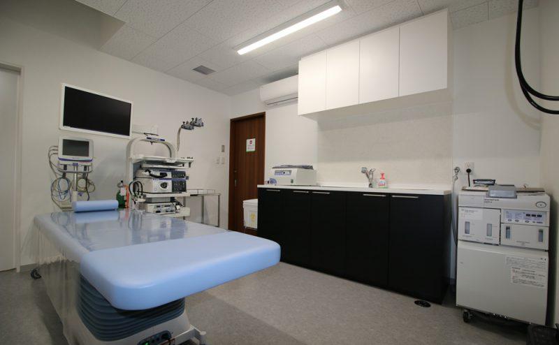 富田医院 処置室