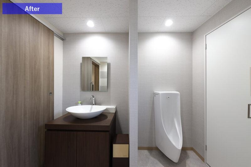 ひばりクリニックトイレAfter3