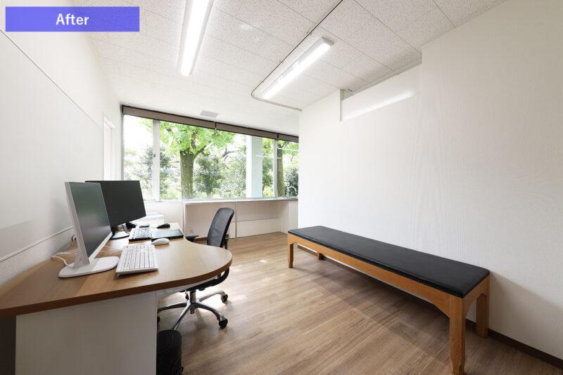 ひばりクリニック診察室After2