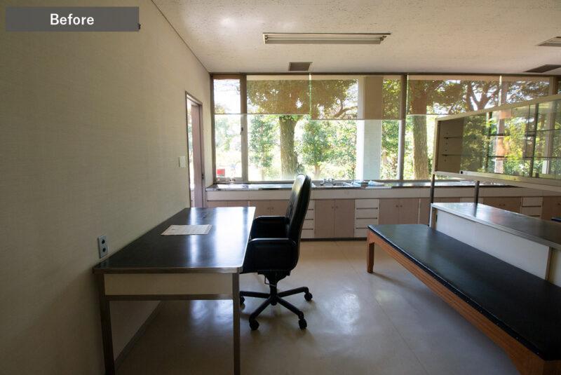ひばりクリニック診察室Before1