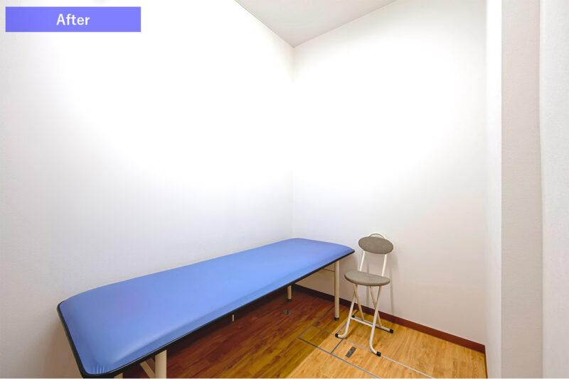 すぎの大人こどもクリニック発熱患者診察室